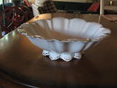 Haviland Limoges Round Scalloped Bowl, Sch 15