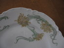 Haviland Limoges Dinner plate, Schleiger 492G