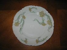 Haviland Limoges salad  plate, Schleiger 492G