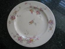 Haviland salad plate,
