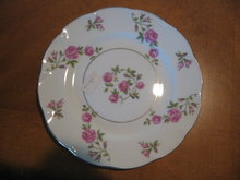 Haviland bread & butter plate,