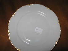 Haviland Limoges Luncheon plate, Schleiger 24