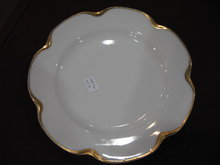 Haviland Limoges Dinner Plate Schleiger 19