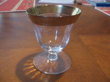 Fostoria Regent 1930s aperitiff glass