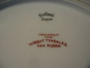 Haviland Limoges Dinner plate, Sch 105A