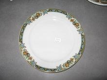 Haviland Limoges Salad Plate, Chanson Pattern