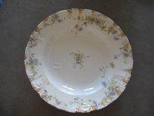 Haviland Limoges Rimmed Soup Plate