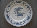 Haviland Limoges Dinner plate, Oasis