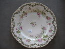 Haviland Limoges Luncheon Plate, Roses