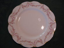 Haviland Bread/butter Plate-Verenne pattern, American