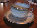 Haviland Limoges tea cup & saucer, Schleiger 278