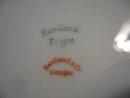 Haviland Limoges Dinner Plate, Schleiger 39C, Roses