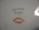 Haviland Limoges Coffee cup & Saucer,  Schleiger 39C, Roses