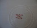 Haviland Limoges Cobalt Fruit  Plate