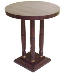 Antique Austrian Art Deco Side Table
