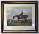 W&H Barraud Horse Hunting Engraving