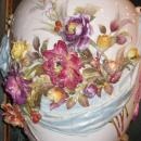 Monumental Antique Berlin KPM Neo-Rococo Porcelain Vase by Kipps