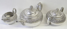 1877 TIFFANY Sterling Silver Coffee Tea Set