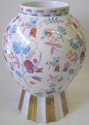 Bros Schoenau Huttensteinach Urn Vase