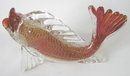 Vintage Murano Italian Glass Fish Figurine