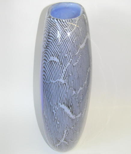'93 SEGUSO Ltd Ed Vaso Elisse Glass