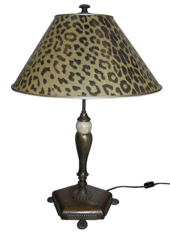 Italian Art Deco Table Lamp