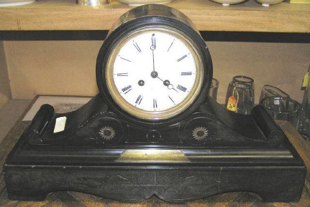 1876 Roberts Marriage Dedication Clock