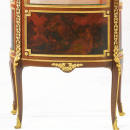 Linke Signed Louis XV Style Vitrine Display Cabinet
