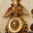 Pair English Regency Style Gilt Bronze Sconces Wall Appliques