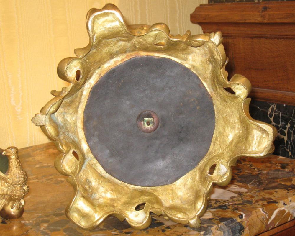 Antique Imari Porcelain Vase with Gilt Bronze Mounts