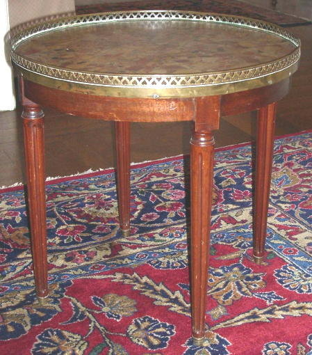 Regency / Federal Tea or Occasional Table