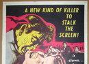 '57 THE VAMPIRE 1 Sheet Poster Board