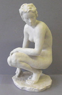 Rosenthal Nude Female Figurine Sculpture