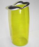 Venini FULVIO BIANCONI Yellow Lips Vase