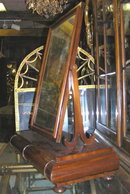 Biedermeier or Empire Dressing Mirror