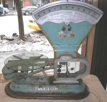 1909 Dayton Computing Scale Co Scale