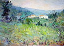 GEORGESCU Siagne Valley Landscape