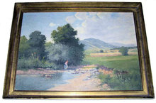Gyula ZORKOCZY Hungarian Landscape Painting