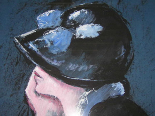 Barry LEIGHTON JONES Female Portrait