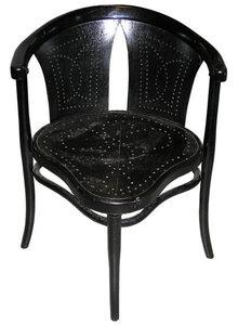Hoffmann Thonet Bentwood Chair Armchair