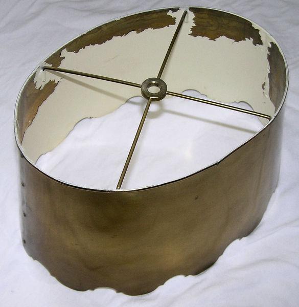 Georgian Style Wrought Iron Brasss Floor Lamp