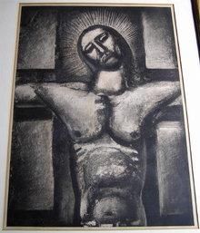 Georges ROUAULT Miserere Plate LXXVII 57