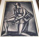 Georges ROUAULT Miserere Plate XXVII 27