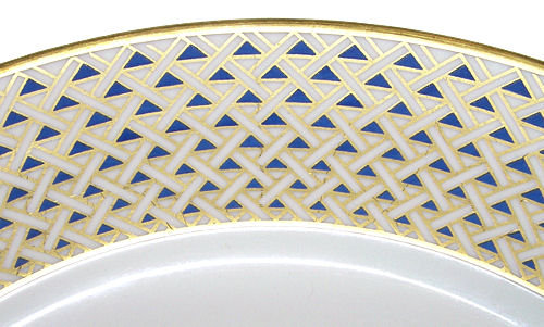 42-pcs Richard Ginori Diamanti Dinnerware