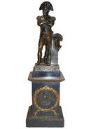 Antique Napoleon Bronze Sculpture