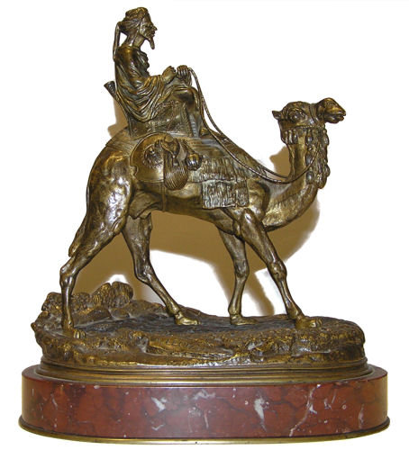AGATHON LEONARD Arab Bedouin on Camel