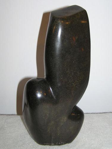Tendai Gatsi Shona Serpentine Sculpture