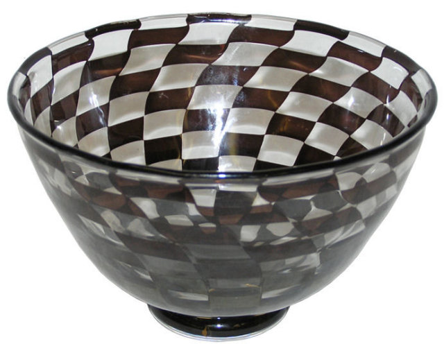 1984 Anne Nilsson Orrefors Graal Vase