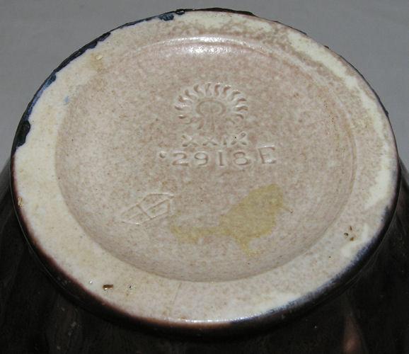 1929 Elizabeth Barrett Rookwood Vase