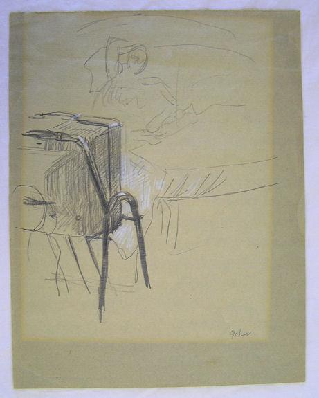 John Koch Studies for '64